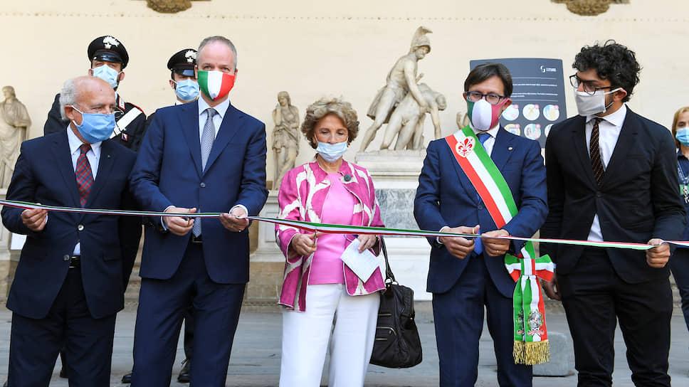 Флоренция открывает свои музеи