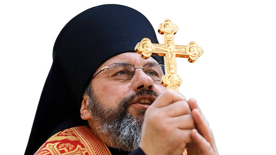 Стефан (Привалов), епископ Клинский, настоятель собора Воскресения Христова в парке «Патриот»