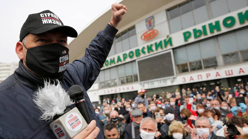 Как проходит предвыборная гонка в Белорусии