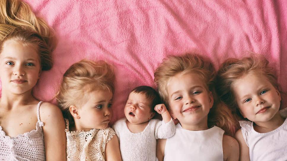 Фотография-победитель к финалу устарела: сейчас у Кузьминых уже шестеро детей