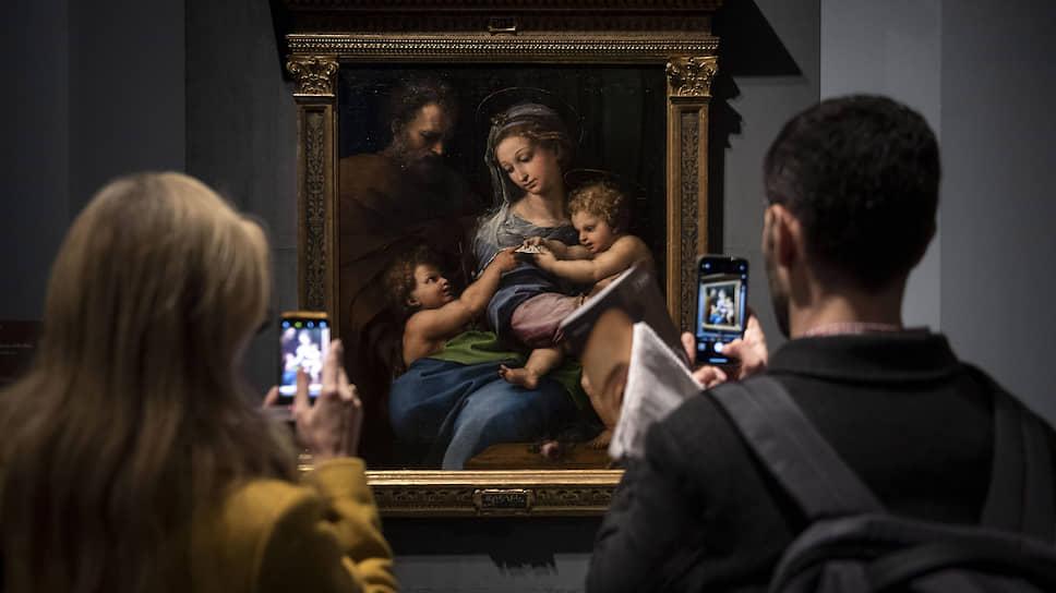 «Мадонну с розой» вместе с другими шедеврами Рафаэля можно будет увидеть в римском выставочном зале «Квиринальские конюшни» в течение всего лета