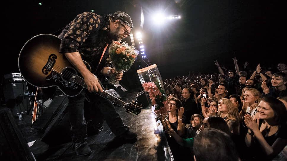 Борис Гребенщиков о своем новом альбоме