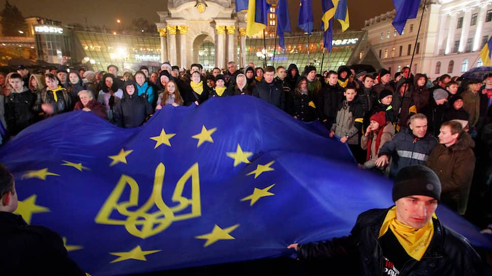 Стала ли Украина ближе к Европе