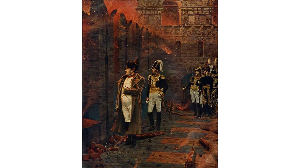 Наполеон пробыл в Москве немногим более месяца. Но французский театр за это время обустроить успел