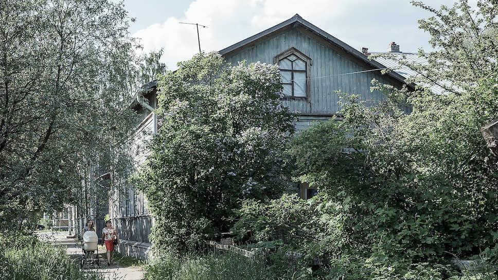 Дом Нины Викторовны утратил историческую ценность, но сохранил обаяние старины