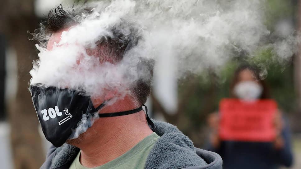 У никотина, оказывается, особые отношения с коронавирусом