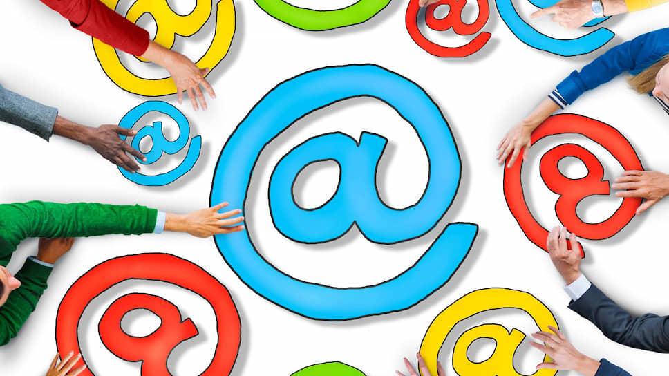Использование email отражено даже в азбуке Морзе: впервые за 60 лет туда в 2004-м добавили символ @