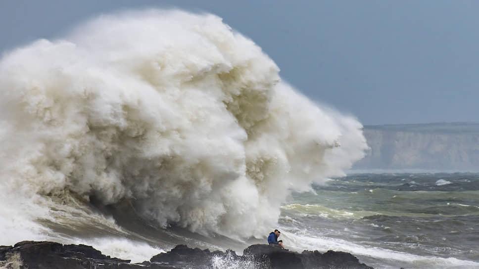 Гигантские волны могут стать неисчерпаемым источником энергии в ХХI веке