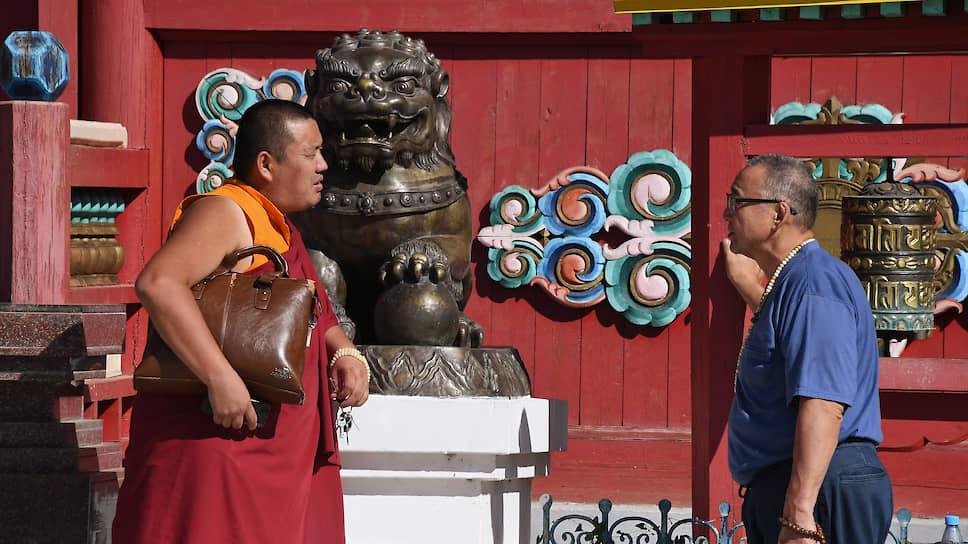 Буддийский дацан в Бурятии — это прежде всего центр знаний