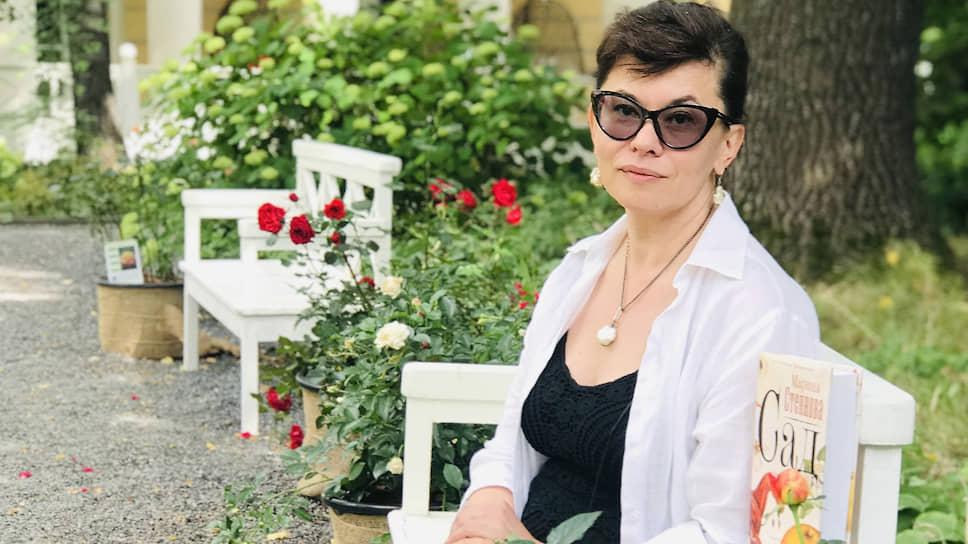Писатель Марина Степнова об истоках своего нового романа «Сад»