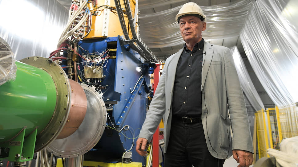 Профессор Владимир Кекелидзе уверен, что России нужны научные мегапроекты