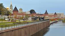 Кремль, он и в Туле кремль