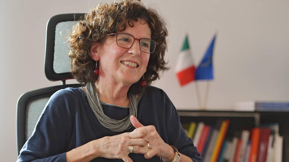 Даниела Рицци надеется, что работа во главе Итальянского института культуры в Москве не помешает ей закончить переводы Мандельштама