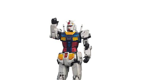 Gundam, человекоподобный боевой робот  / Воплощенный