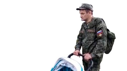 Антон Третьяков, военнослужащий  / Многодетный