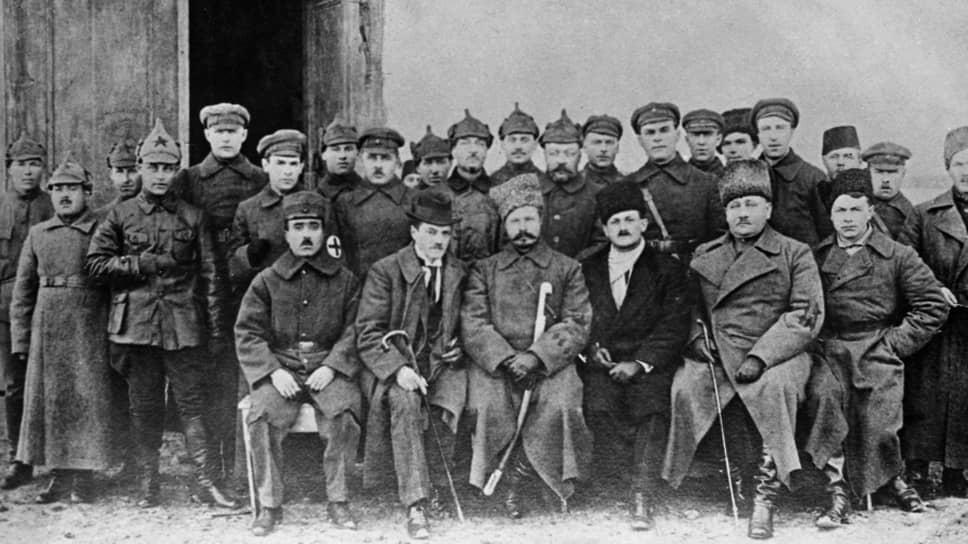 Как большевики и турки делили Закавказье