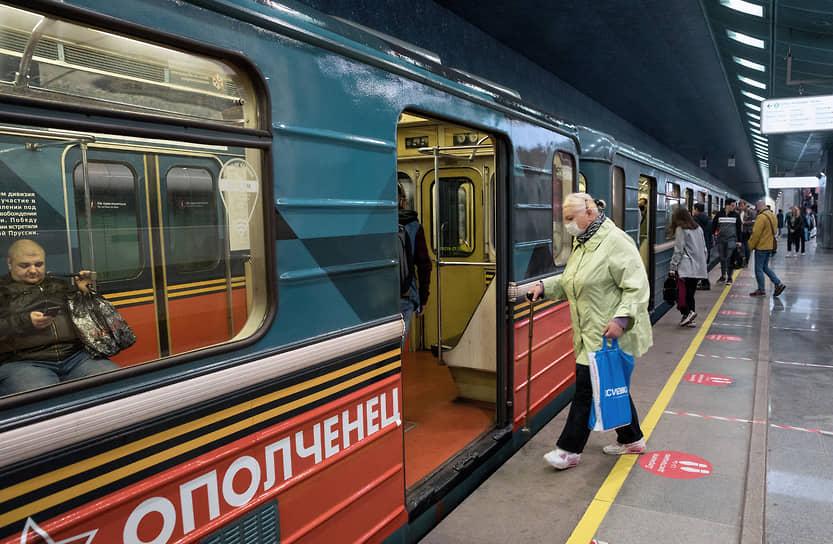 Станция «Беломорская» Замоскворецкой линии. Открыта в декабре 2018-го