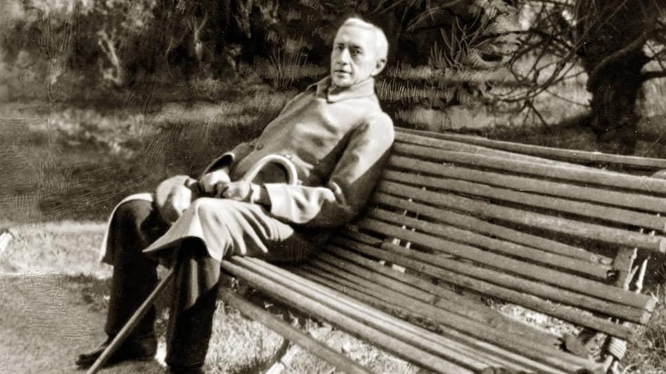 Иван Бунин. Париж. 1948 год