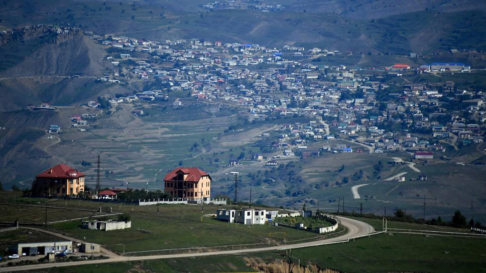 На эти горы 16 столетий назад смотрели первые кубачинцы