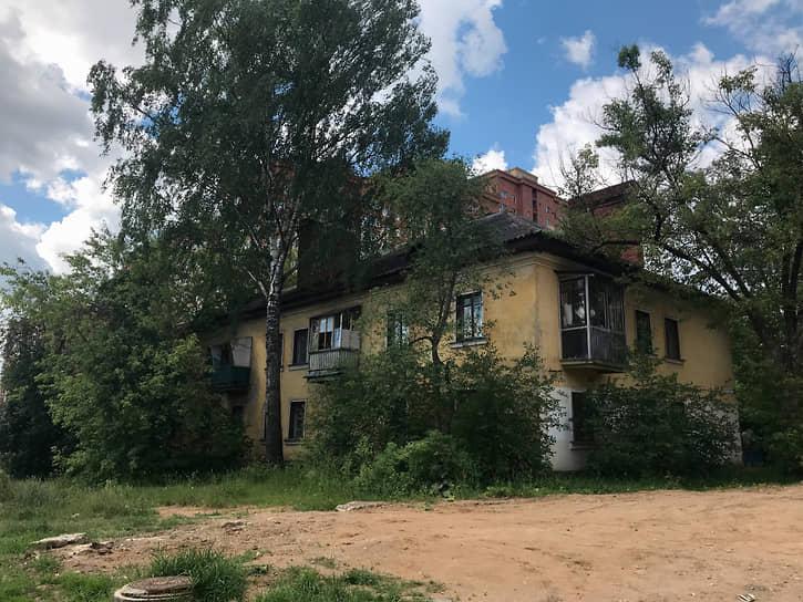 Один из домов в Химках, где в 1950-х жили советские испанцы, работавшие на секретном авиазаводе