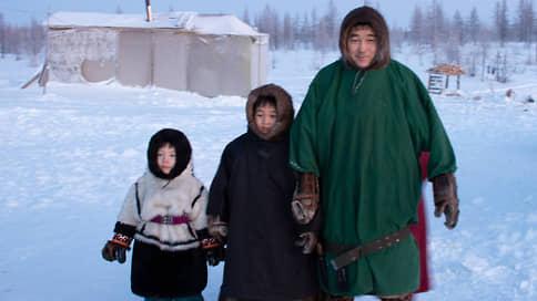 Тепло Севера  / «Огонек» нашел в тундре молодую семью оленеводов