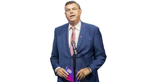 Могенс Йенсен, министр сельского хозяйства Дании  / Кающийся