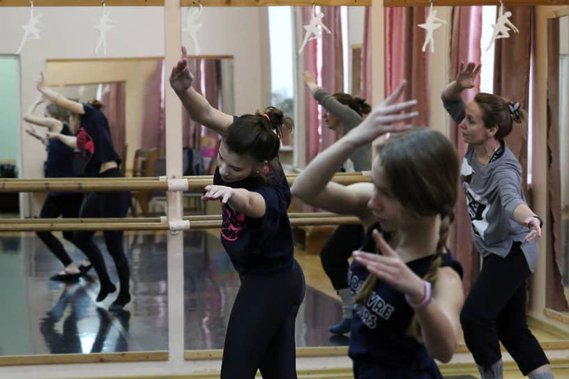 Балет — он и в Никеле балет