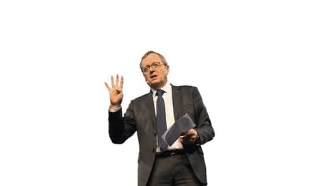 Ян Вернер, директор Европейского космического агентства  / Аккуратный