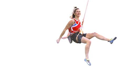 Виктория Мешкова, чемпионка Европы  / Цепкая