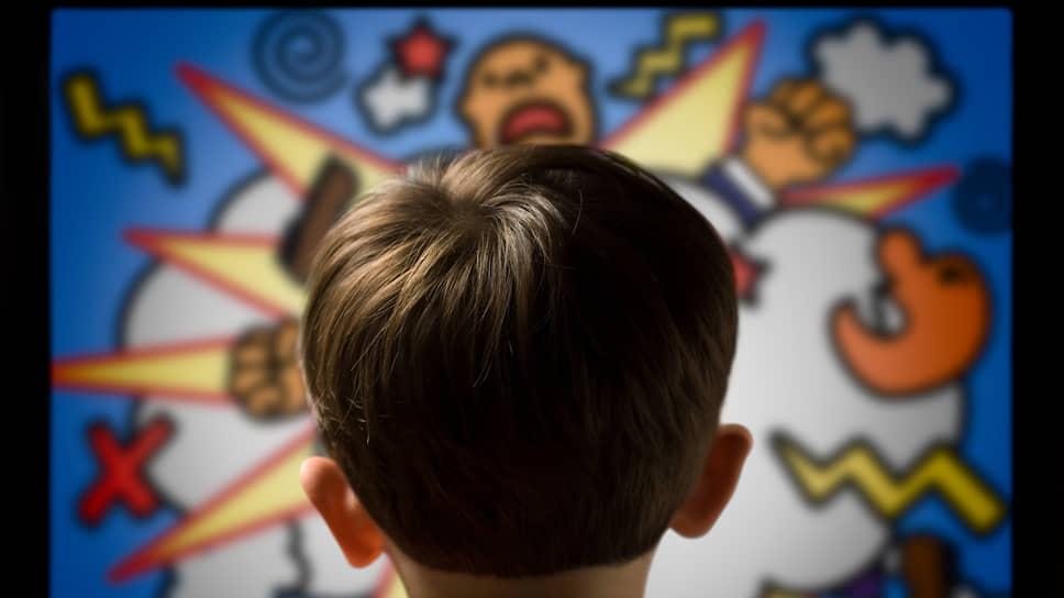 Как мультики влияют на детскую психику