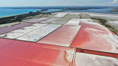 Живая соль  / Чем богаты розовые озера Крыма