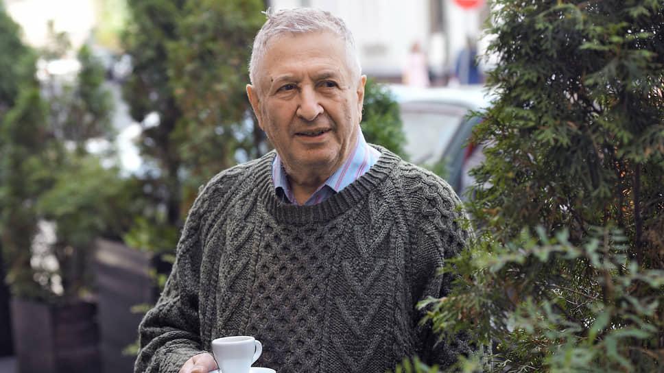 Профессор Яков Синай думает о математике каждый день — уже более 60 лет