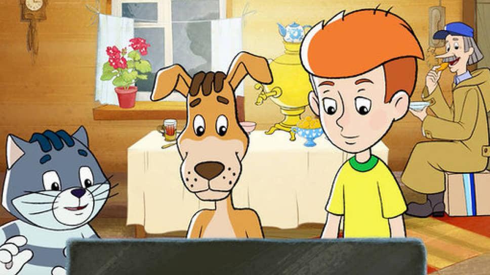 Кадр из мультфильма «Новое Простоквашино», 2020 год.
