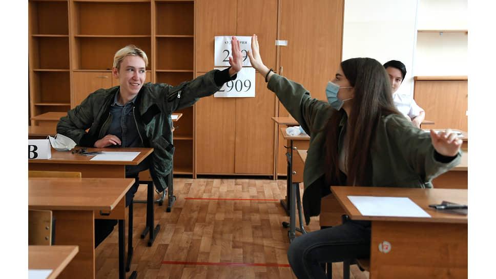 Что ждет выпускников школ после пандемии? Время покажет