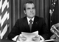 Никсон был первым президентом США, посетившим Советский Союз