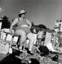 Евгений Халдей. На курорте, 1950-е гг.