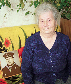 Сын Елены Пономаревой ликвидировал последствия взрыва