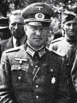 Генерал Смысловский хотел победить большевиков с помощью Гитлера