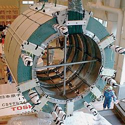 Японские компании тоже участвуют в термоядерном проекте века