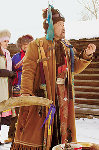 А шаманы от политики отреклись