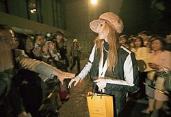 Светлана Захарова - любимая звезда молодого поколения японцев