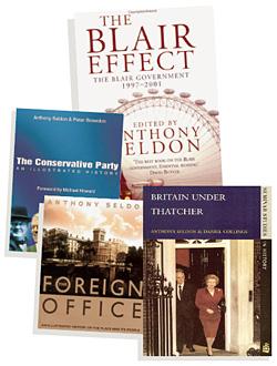 Книги Селдона о британских премьерах - счастливых и не очень