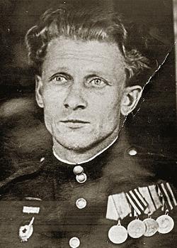 Виктор Лазарев. Май 1945-го