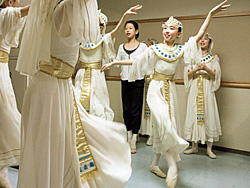 Для японских детей выступление в спектаклях Большого - событие на всю жизнь