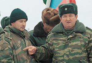 Во время войны братья Ямадаевы были правой рукой генерала Трошева