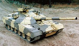 Первый танк-робот Т-72 был создан еще в советские времена