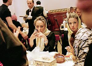 Тегеран: вполне европейский ланч в ресторане «Наджеб»