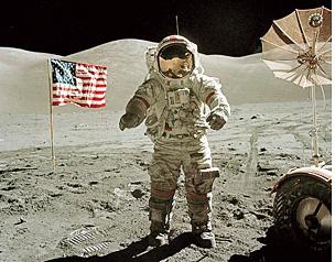 Армстронг: «Маленький шаг одного человека - большой шаг всего человечества»