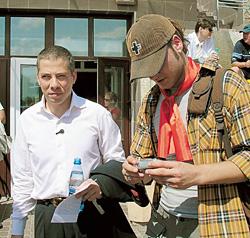 Аркадий Новиков привлек интерес зрителей к бизнес-шоу