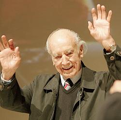 Альберт Хофманн, изобретатель ЛСД, до сих пор бодр и весел